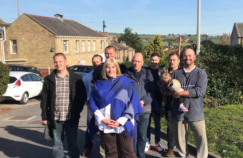 Skelmanthorpe Action Day