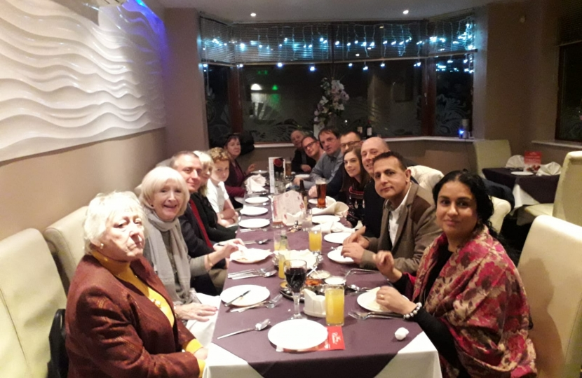 Mark Eastwood Christmas Curry