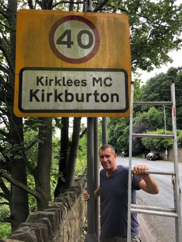 Councillor Richard Smith, Kirkburton